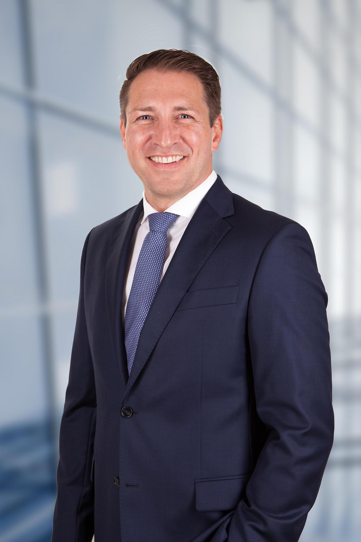 Bürgermeister Bernhard Baumann
